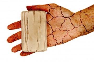 5 ekologiska tips för huden mot fnas och sprickor!