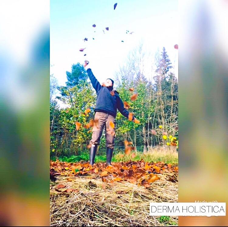 Hösten- tid att släppa gamla mönster för plats till nytt!